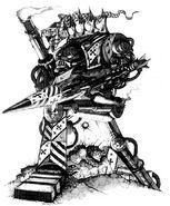 Caballero Lancero Ilustración