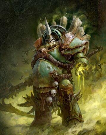 Caos guardia de la muerte typhus nueva edicion