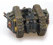 Land Raider Proteus 6