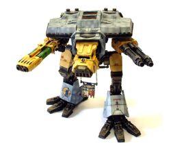 Titan warhound lobo