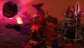 Isador Akios Sindri Myr Maledictum Dawn of War 1 Warhammer 40k Wikihammer