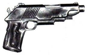 Pistola semiautomática 2
