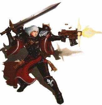 Sororitas hermana celeste wikihammer