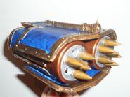 Titan Reaver 6 Lanzamisiles 7 4 Vista frontolateral