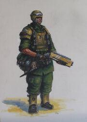 Veterano de cadia