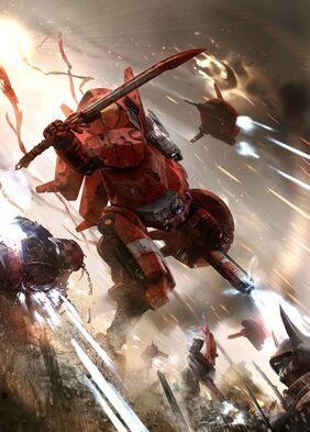 Farsight O'Shovah Tau Warhammer 40k Wikihammer