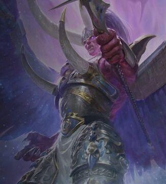 Magnus Principe Demonio de Tzeentch