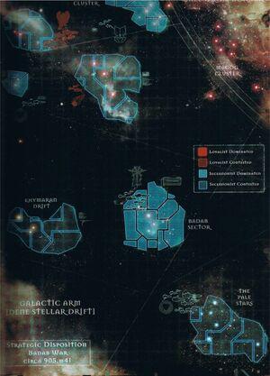Mapa Estrategico 905 M41