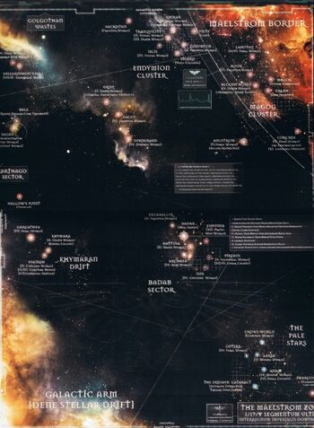 Mapa Zona del Torbellino