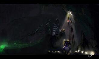 Uriel Ventris vs Portador de la Noche
