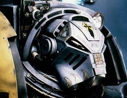 Marines casco exterminador