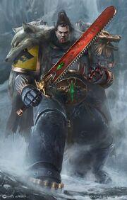 Ragnar Blackmane nueva imagen