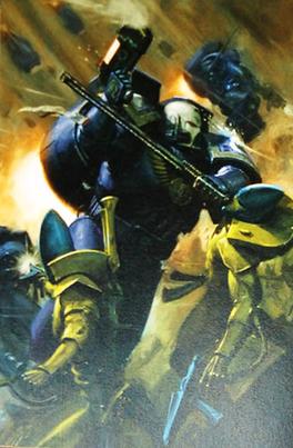 Veteranos Vanguardia Ultramarines Warhammer 40k Wikihammer