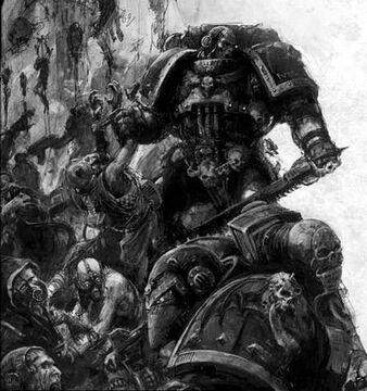 Caos marines amos de la noche esclavos