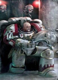 Guardianes de la Muerte Cicatrices Blancas Juramento Apocrifo Ordo Xenos Wikihammer