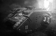 Land Raider Prometheus 4