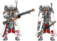 Mechanicus metalica exploradores