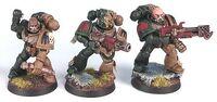Miniaturas Marines Ángeles Redención