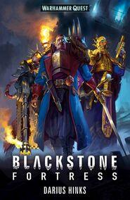 Novela blackstone Fortress