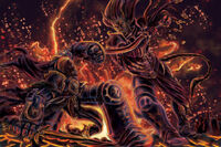 Guilliman VS Fulgrim