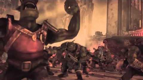 Warhammer - Price Of A Mile (Sabaton)