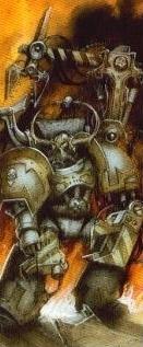 Caos guerreros de hierro galvanus