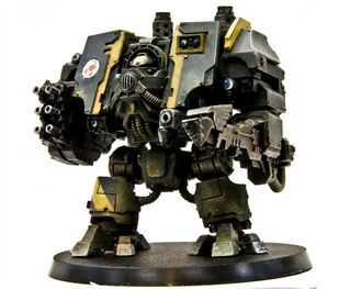 Dreadnought miniatura MKIV Ironclaw