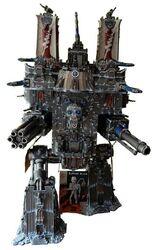 Miniatura titan imperator 03