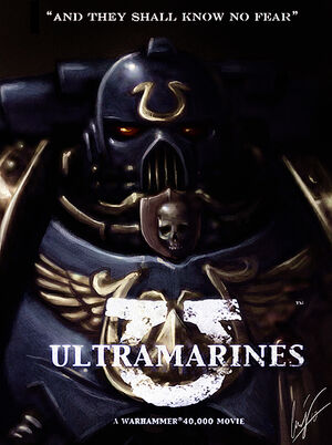 Ultramarines movie