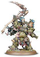 Typhus Guardia de la Muerte Caos 8ª Edición miniatura