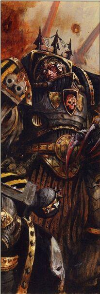 Caos guerreros de hierro exterminador