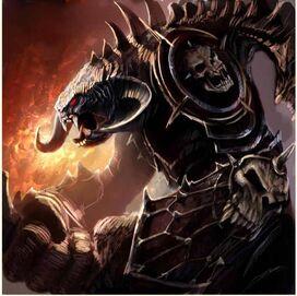 Caos principe demonio wikihammer