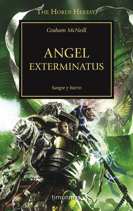 Novela angel exterminatus