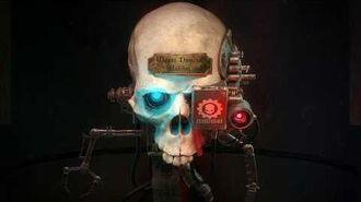 Warhammer 40,000 Mechanicus Console Teaser Trailer
