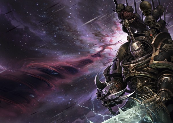 Abaddon talon of horus caos warhammer 40k wikihammer