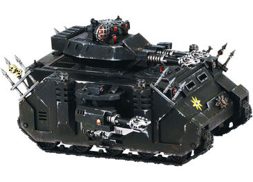 Caos predator legion negra