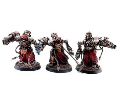 Destructores Myrmidon Mechanicum