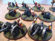 Equipos de Armas Pesadas Praetorianos