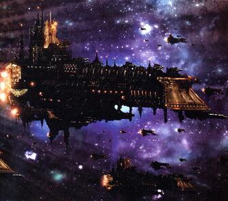 Flota batalla Cadia