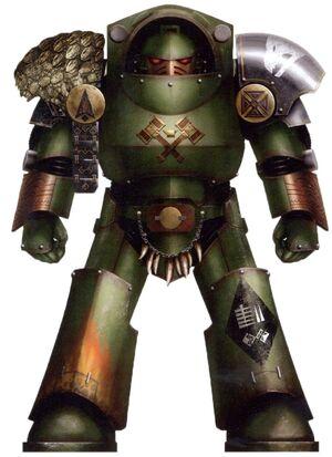 Kobal Ru'than Exterminador Tartaros Legión Salamandras