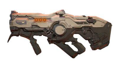 Rifle Tensor