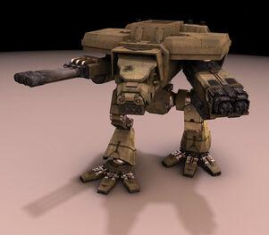 Titan warhound