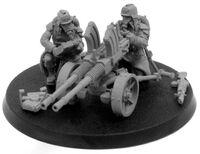 Ametralladora Pesada Korps de la Muerte de Krieg