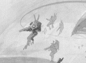 Desembarco de Armaduras Miméticas XV15 Sombra