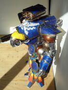 Titan Reaver 12 Acabado 07 Escenografia Wikihammer