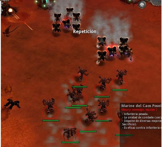 37 Los caóticos no se lamentan y asaltan otra vez la base Templaria.