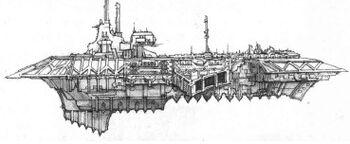 Crucero de Batalla clase Devastación