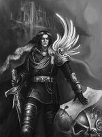 Emperador de la Humanidad Warhammer 40k