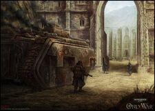 Gi korps krieg ciudad imperial