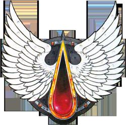 Logo Àngeles sangrientos